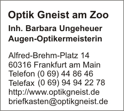 Optik Gneist am Zoo