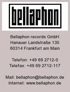 bellaphon records GmbH