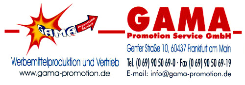 GAMA Promotion Service GmbH