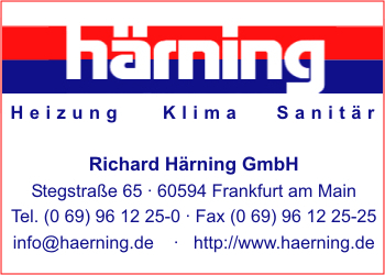 Härning GmbH, Richard
